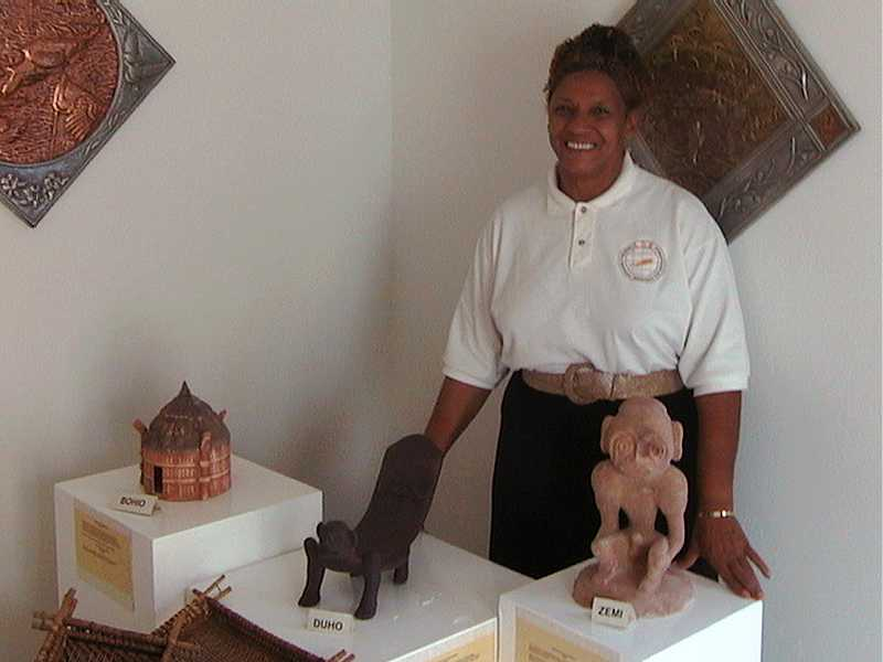 Arawak Artifacts Anguilla News